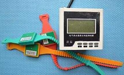 无线测温对设备进行预防性维护